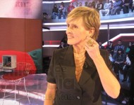 As seen on Spanish Tele 5: Mercedes Milá wearing elajoyas designs at Gran Hermano 12+1
